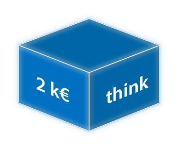 "Pack ""think"" nosoft"